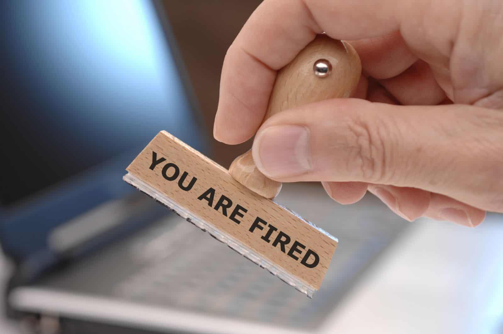 Расторжение временного трудового договора по инициативе работодателя