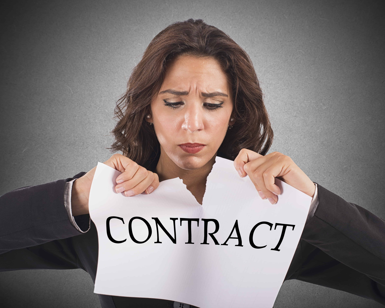 Основания расторжения трудового договора по инициативе работодателя