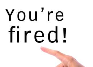 дисциплинарное взыскание в виде увольнения
