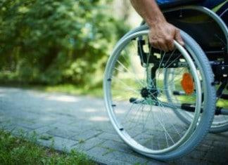 Уход за инвалидом