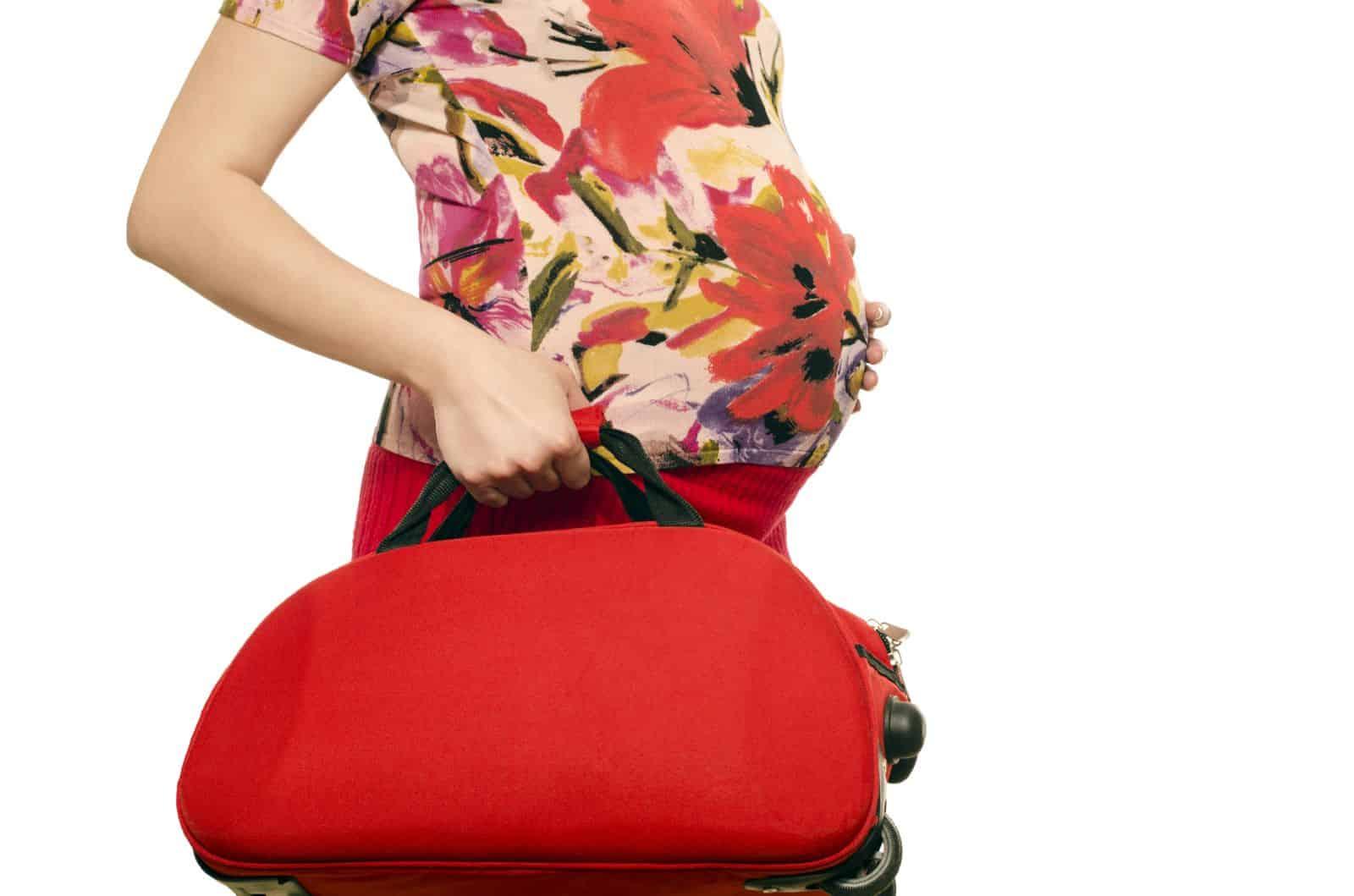 Когда брать отпуск при беременности