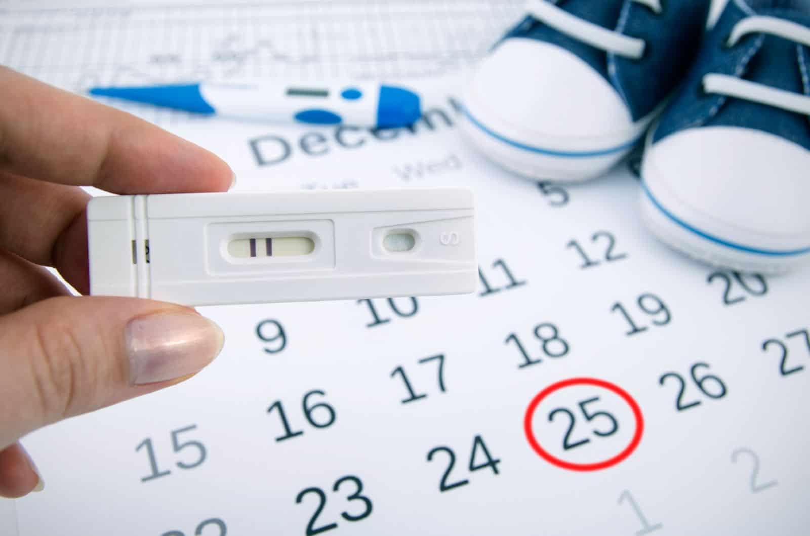 рассчитать дату ухода в декретный отпуск