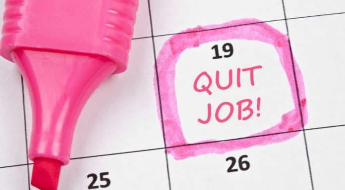 какой день считается днем увольнения