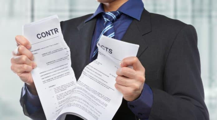 дополнительное соглашение о расторжении трудового договора
