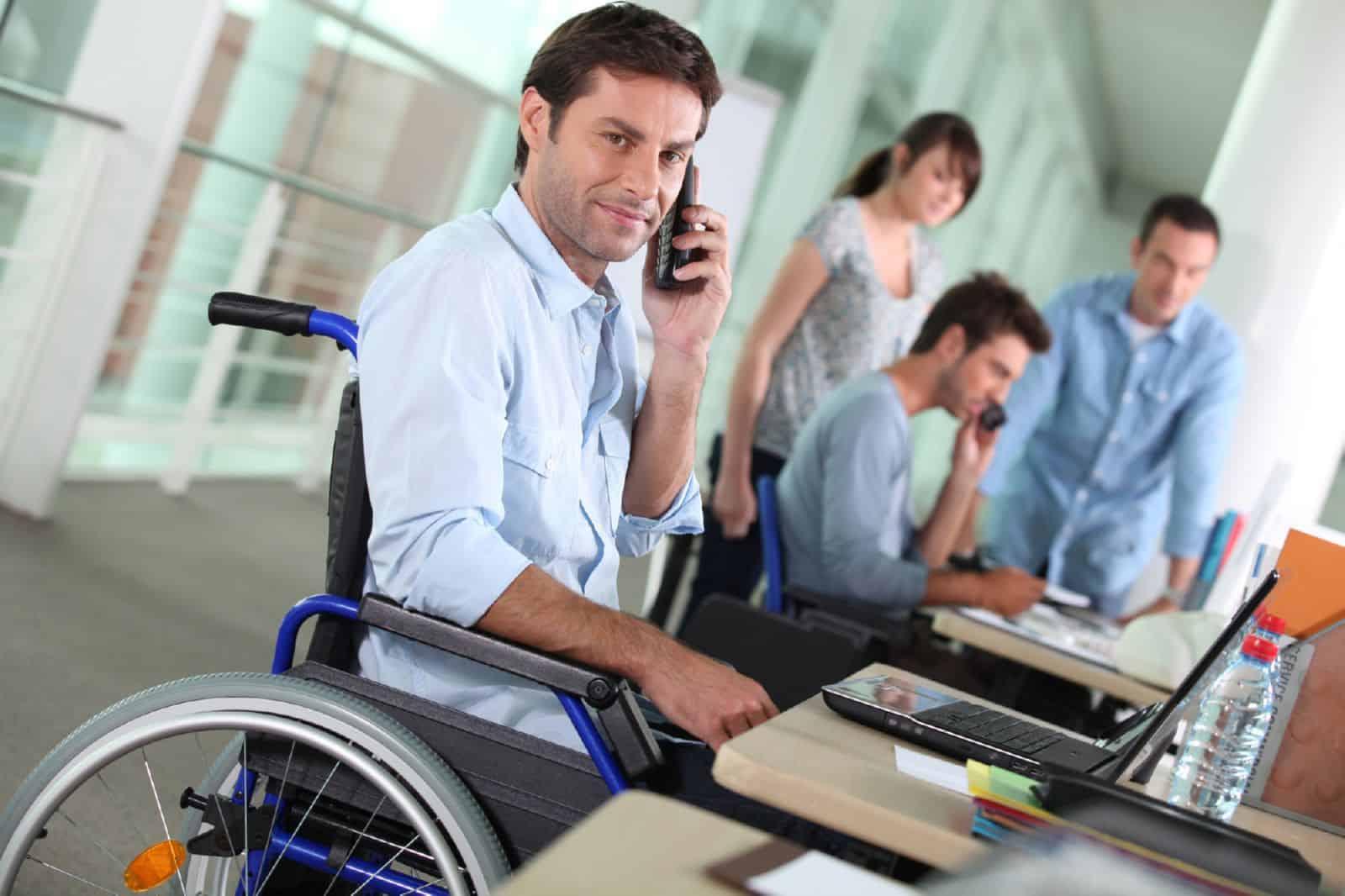 Оформление трудового договора с инвалидом