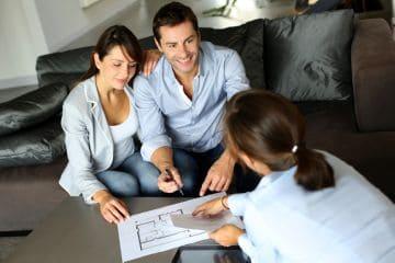 приобретение квартиры в общую долевую собственности