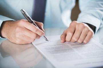 заполнение трудового договора