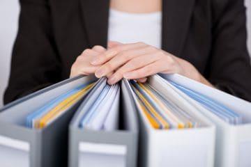 неоьходимость прошивки документов