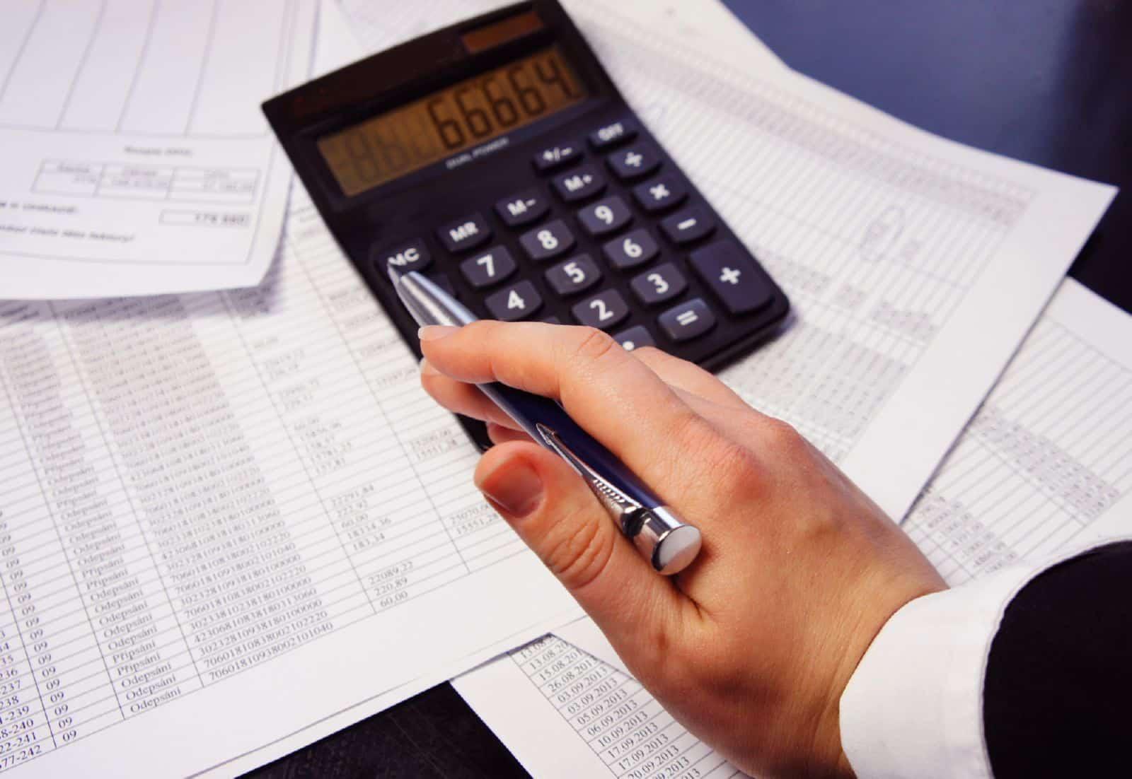 Как высчитать подоходный налог из заработной платы