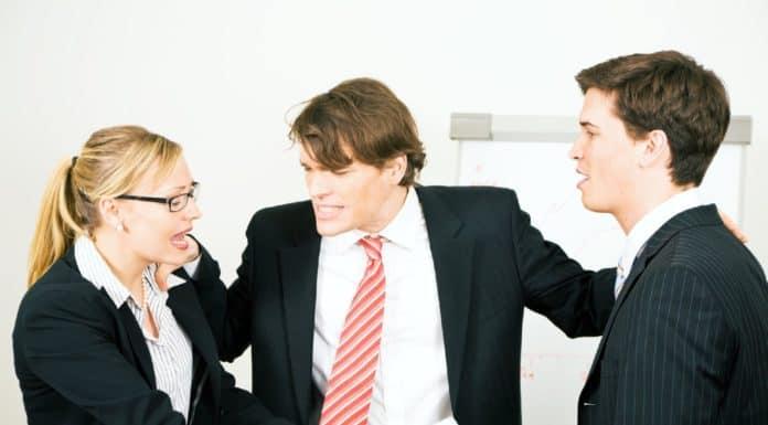 конфликты в организации и методы их разрешения