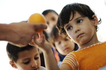 регистрация детей беженцев