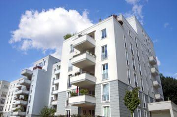 многоквартирный дом в России