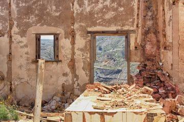 Снесение аварийных домов