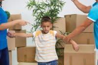 соглашение о детях при разводе образец