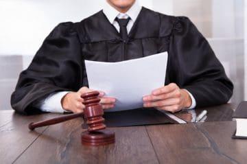 рассмотрение дел в суде
