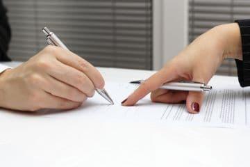 Как подать заявление на развод в суд без жены