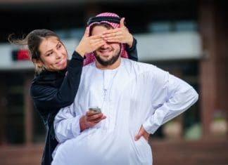 брак между мусульманином и христианкой