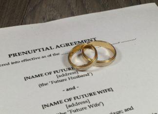 условия заключения брачного договора