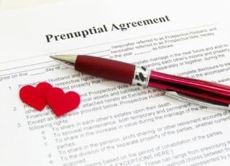как составить брачный договор