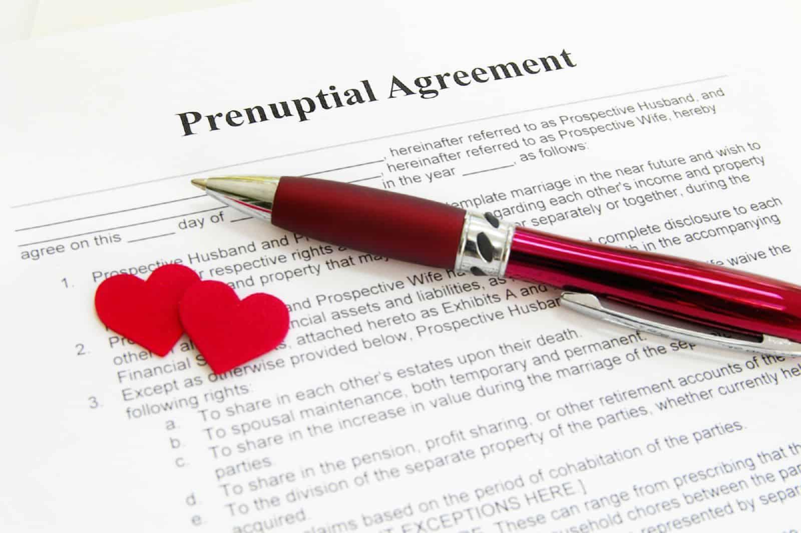 Брачный договор после заключения брака: можно ли заключить и как составить