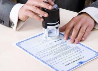 договор купли продажи земельных участков по доверенности