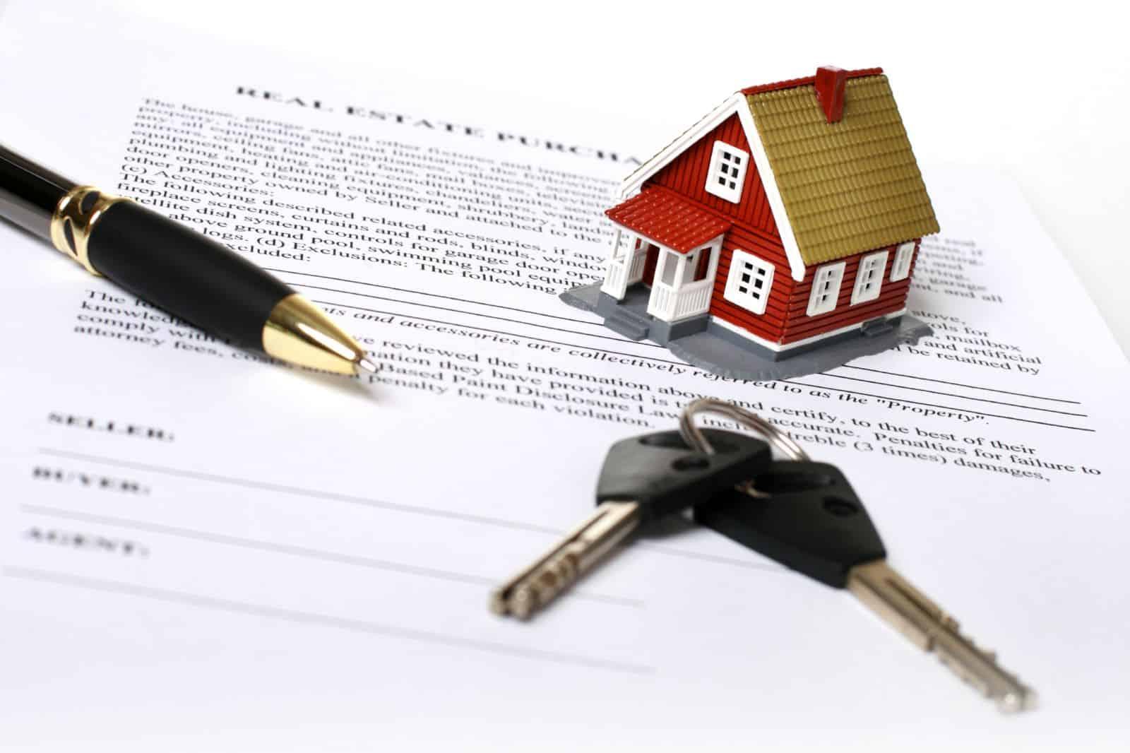 договор продажи земельного участка