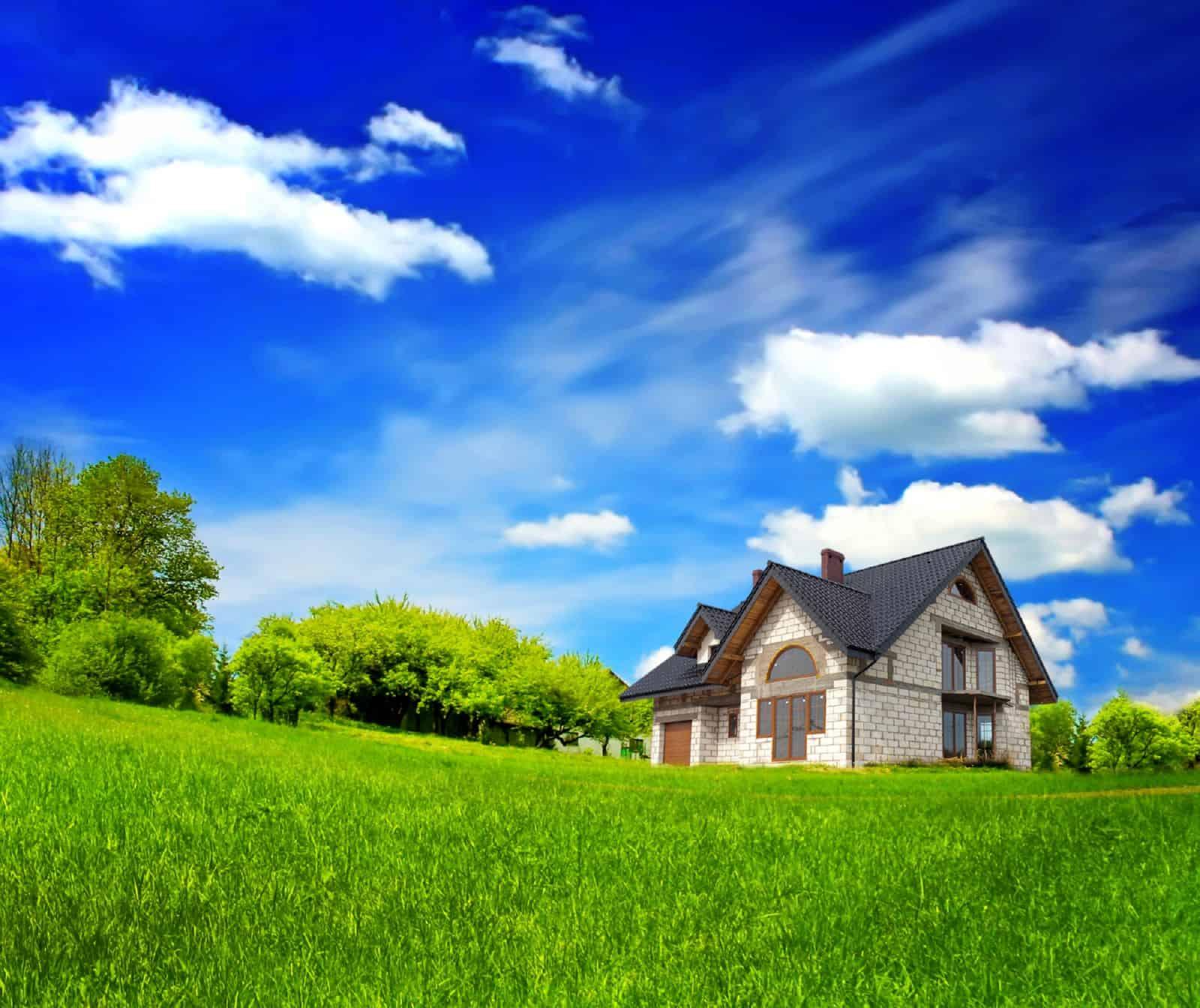 Как правильно оформить покупку дома с земельным участком