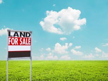 земля на продажу