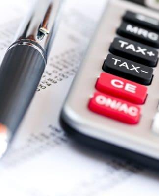 расчет налога на землю калькулятор