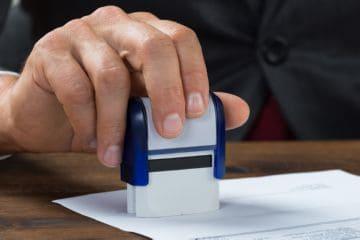 оформление налоговых документов
