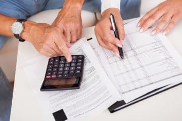 заполнение налоговых документов