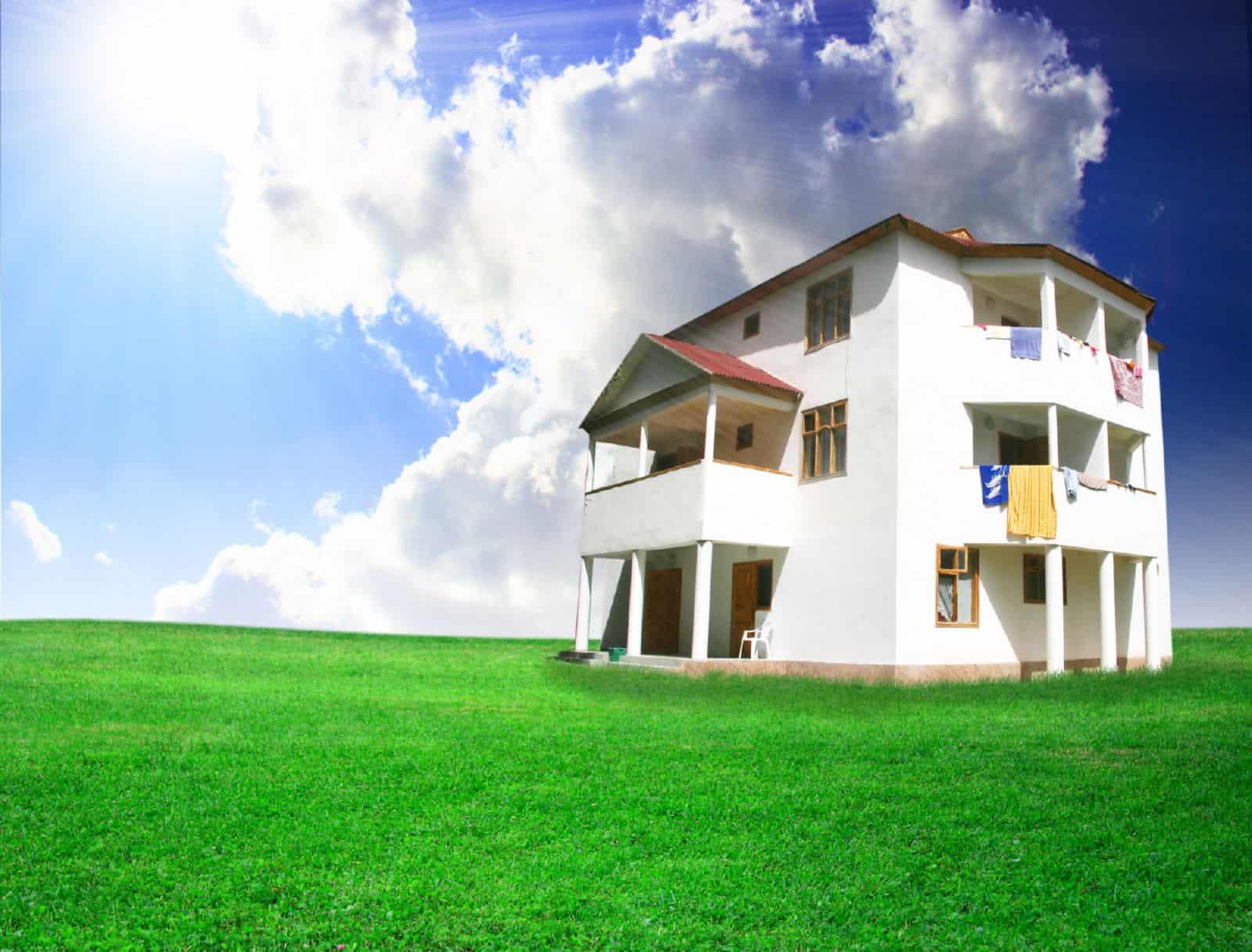 Как приватизировать землю вместе с домом