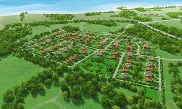 Как посчитать площадь земельного участка неправильной формы