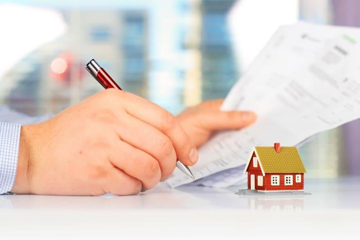 Регистрация договора купли продажи недвижимости долей у нотариуса