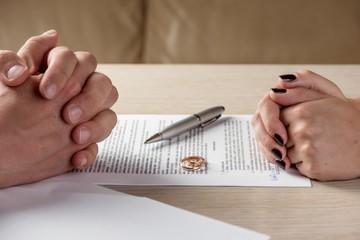 Развод через суд с ребенком