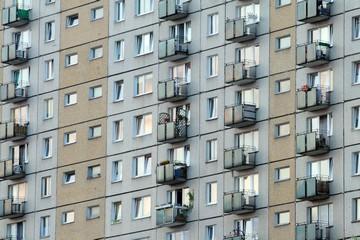 снов 9 и 12 этажных домов