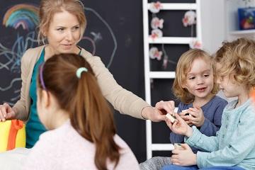 Жалоба на педагога детского сада