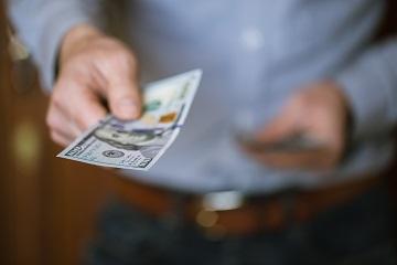 Акт возврата денежных средств по кассе 2019