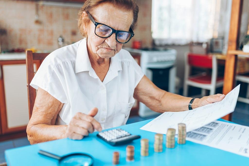 Пенсия как зарплаты