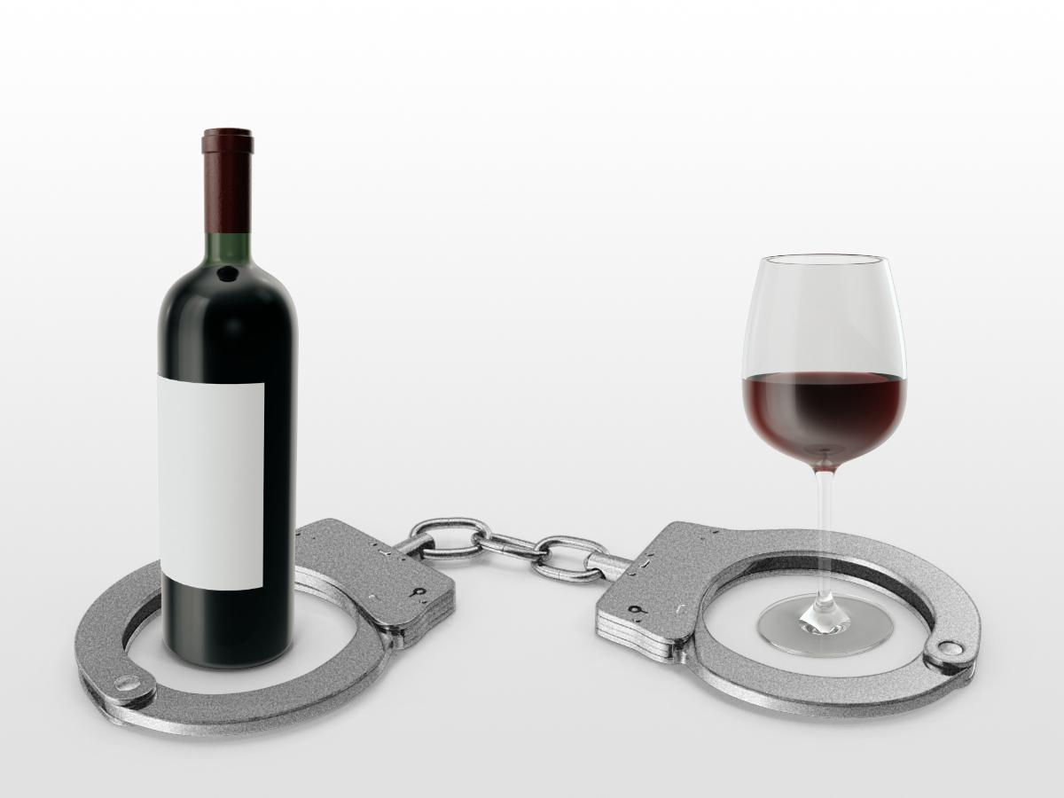 Пьяный за рулем  санкции