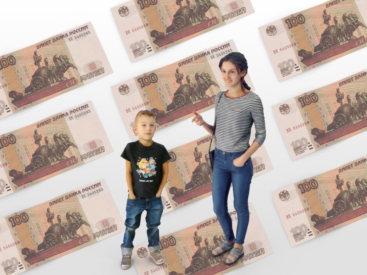 Какие выплаты положены на 3 ребенка безработным