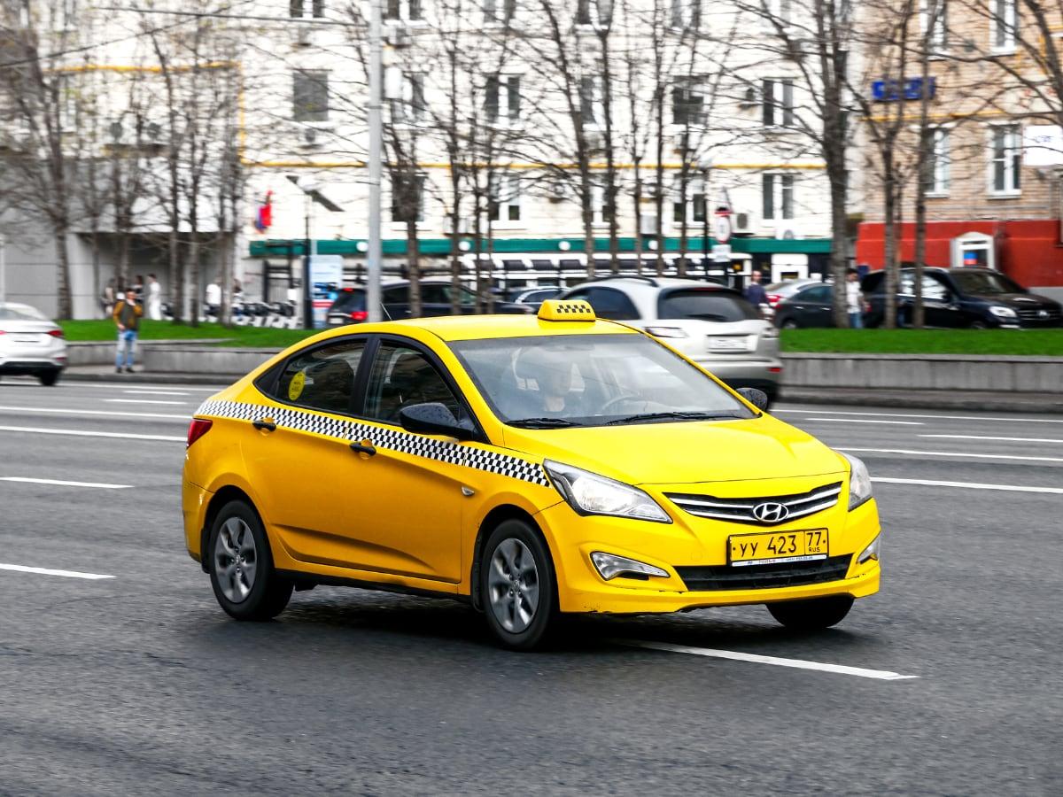 Новый закон о водителях такси